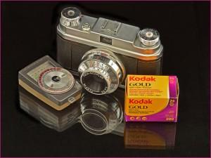 Vintage foca cameras - Foca Sport