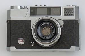 Vintage Walz cameras - Walz Envoy M-35