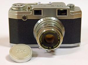 Vintage Yamato cameras - Yamato Pax M3