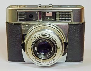 Vintag Zeiss Ikon cameras - Contessa