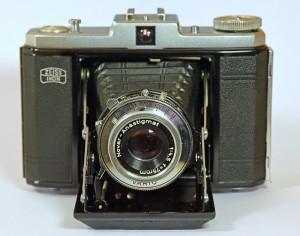 Vintage Zeiss Ikon cameras - Nettar
