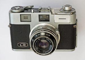 Vintage Samoca cameras - Samoca LE