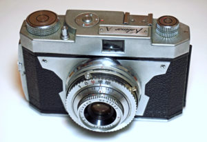 Vintage Welmy cameras - Welmy 35 / Kalimar A / Westomat 35