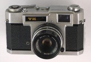 Vintage Yashica cameras - Yashica YK
