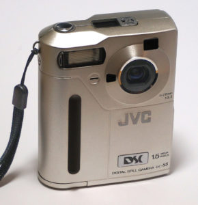 JVC GC-S5 digital camera
