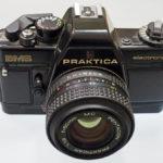 Praktica BMS SLR camera