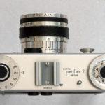 Vintage Corfield cameras - Corfield Periflex 2