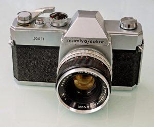Mamiya 500TL